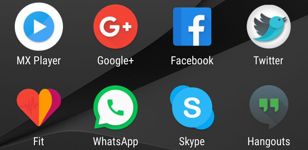 iConNext - Free Icons Pack for Android
