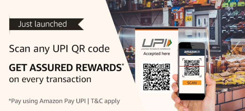 Amazon Pay Balance On UPI Transactions