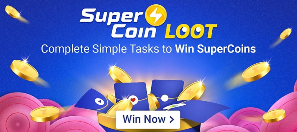 Flipkart Supercoins Loot - Earn Free coins [Till 28 Sept 2019]