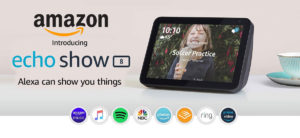 Amazon Echo Show 8 Launched