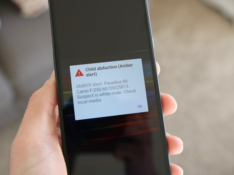 Emergency alerts and Android: What you need to know